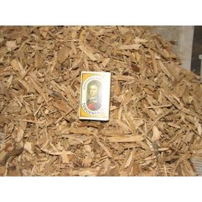 Løvtræsflis til stokerfyr